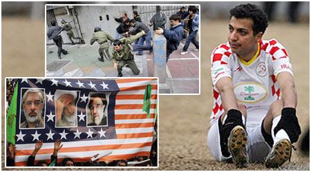 عادل / راهپیمایی 9دی / وقایع روز عاشورا